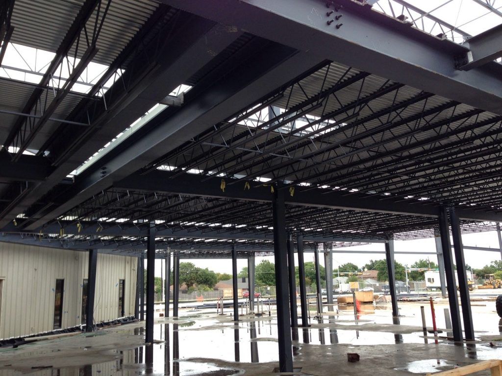 Second Floor Slab D G Hargrove North Cities In Garland Tx