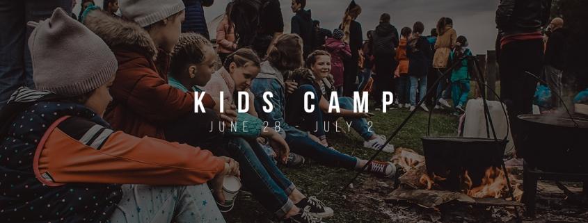 North TX District Kids Camp